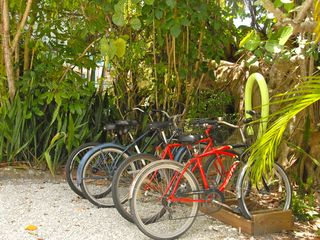 Sanibel Island cottage photo - Use of beach bikes - no charge