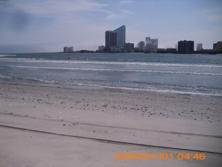 Brigantine townhome photo - Cove Inlet Beach - 2 blocks away