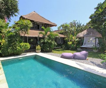Cutest 3 Bedrooms Villa in Seminyak Mega Central