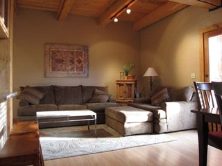 Crested Butte cottage photo - Cozy Living Space