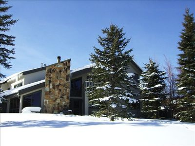 YOUR MOUNTAIN RETREAT.....A WINTER WONDERLAND !