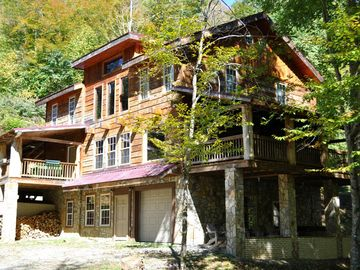 Wolf Laurel lodge rental