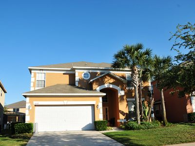 Orlando Disney World Vacation Rentals by owner -3000sq/ft villa! Sleep up to 14!
