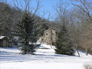 Eureka Springs house rental
