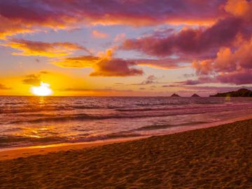 Memorable Kailua Beach Sunrises
