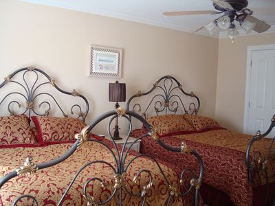 Destin house rental - Carriage House Bedroom