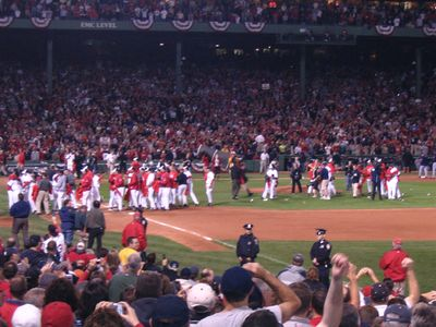 See a Red Sox game at Fenway Park