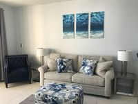 Seascape Resort!  Brand New!  Best Beachfront Newly Remodeled In 2017!
