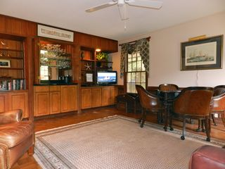 Sea Pines house photo - Bar/TV/Wi