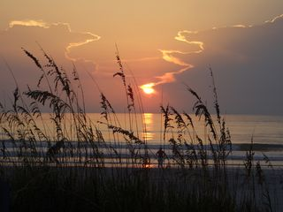 St. Augustine Beach condo photo - It's gonna be a good day!