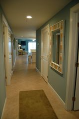 Oceans Pointe Ocean City condo photo - Hallway from front door
