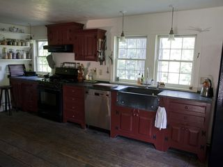 Kitchen - Hudson Highlands farmhouse vacation rental photo