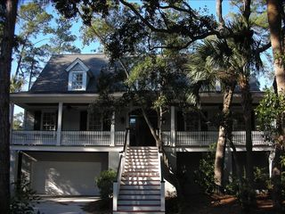Seabrook Island house photo - Front View of Home