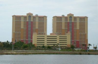 The Calypso Towers