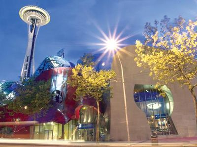 Seattle Center has it all : Space Needle, Experience Music Project, festivals