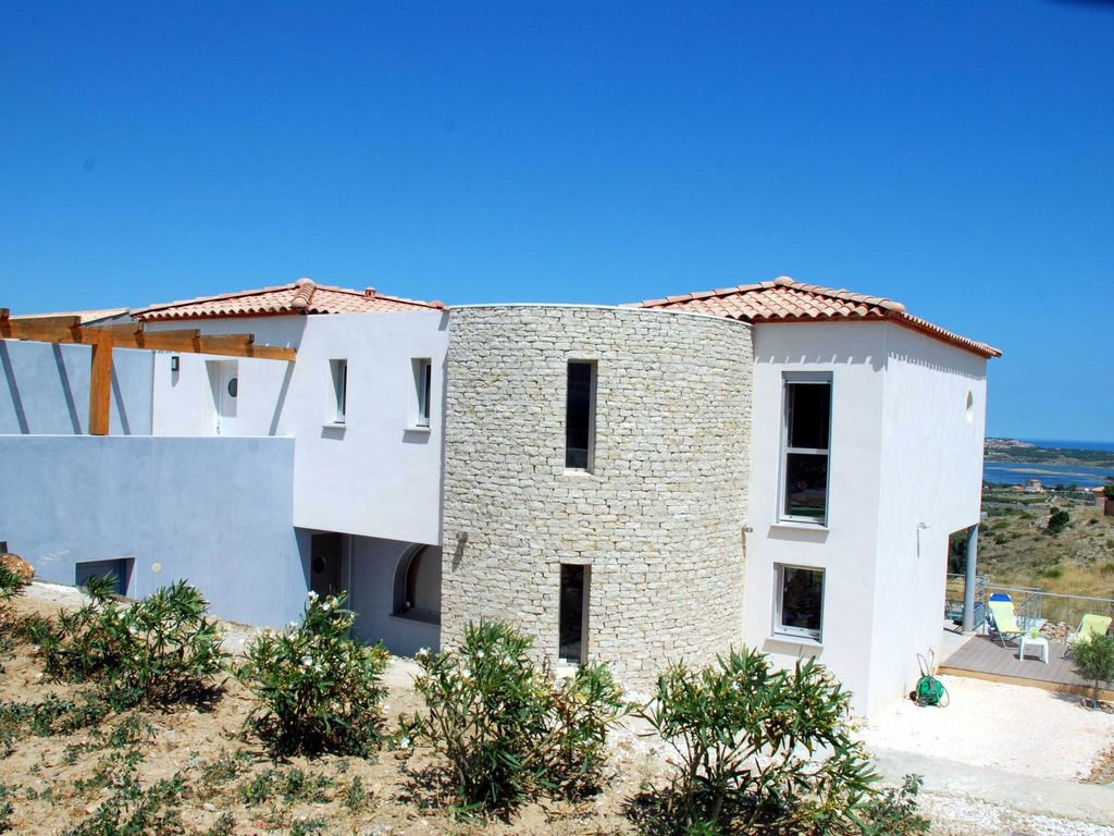 Holiday house, 170 square meters , Fitou, Languedoc-Roussillon
