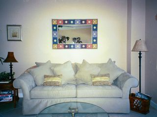 Clearwater Beach condo photo - Comfy Sleeper Sofa