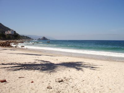 Garza Blanca Activities Garza Blanca Beach in Front of
