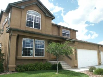 Colorado Springs house rental - Antler Creek House, 5 BR and sleeping 15, is located in a recreational community