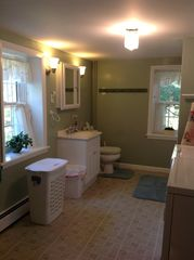 Middletown farmhouse photo - Large bathroom