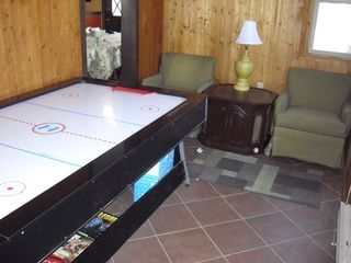 Tobyhanna chalet photo - Game Room