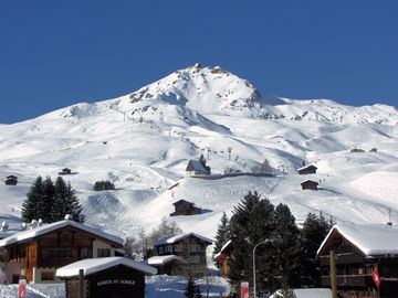 Arosa - just like on the Swiss chocolate box !