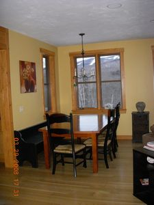 Newry house rental - Dining Area