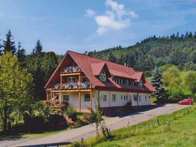 bright, friendly apartment, forest and meadow edge - exclusive Maisonette Ferienwohnung erster Etage
