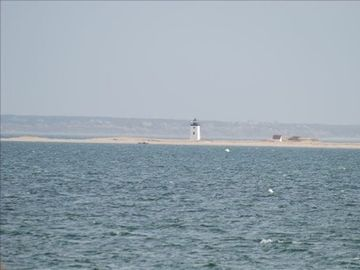 Provincetown cottage rental - View from the decks