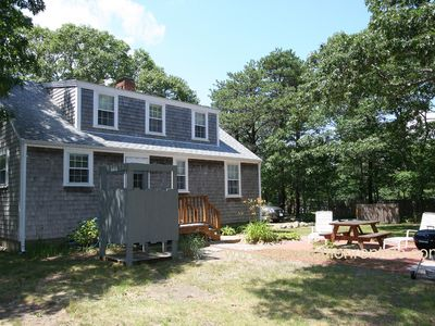 Edgartown house rental - Exterior of House, Yard