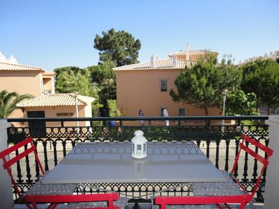 1 Bedroom apartment close to the beach with communal pool, balcony