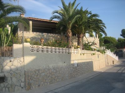 El Campello villa rental - *** NON ESTATE PRIVATE VILLA ...................