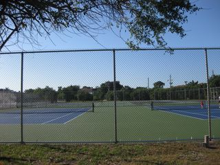 Naples condo photo - Two newly finished Tennis Courts