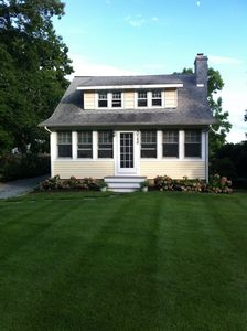 Mattituck house rental - View from the road