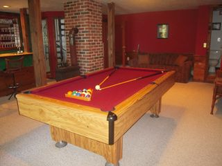 New Durham house photo - Game Room - Shoot Pool or Darts