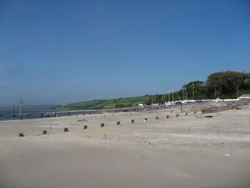 Beach at Ferryside (non swimming)