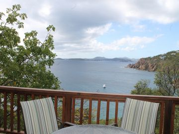 Chocolate Hole house rental - Captivating ocean views are waiting to comfort your sole at Tre Scalini!