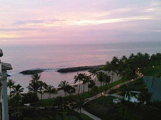 Ko Olina villa photo - Paths connect the four Ko Olina beach lagoons- great for a romantic evening walk