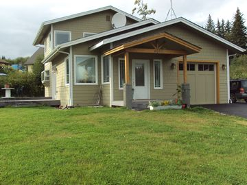 Homer apartment rental - Spacious Upstairs rental with a picturesque view