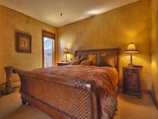 Deer Valley townhome photo - King Bedroom 2 Private Full Bath