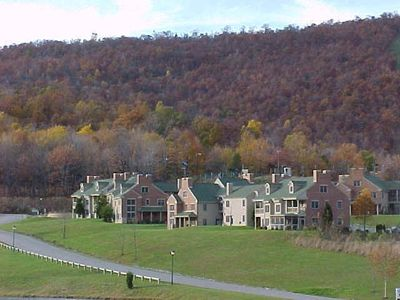 Trailside Village Whitetail Mountain Resort Mercersburg PA