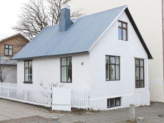 Reykjavik house photo