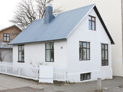 Wonderful cosy house in the heart of Reykjavik
