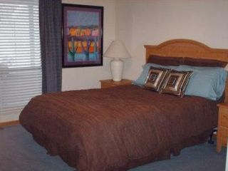 Park City townhome photo - 2nd BD w new King Bed-Attached Bath-Flat Screen TV