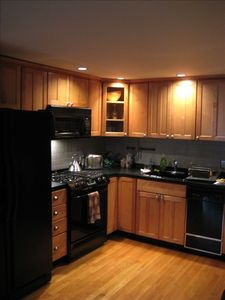 Kitchen - Fully equipt and welcome package upon arrival