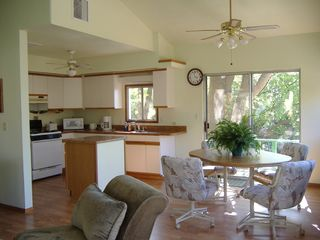 Sedona cottage photo - Full Kitchen & Dining Area