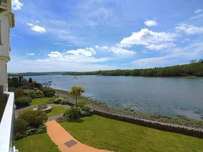 Kingsbridge apartment rental - Dramatic estuary views from the The Moorings