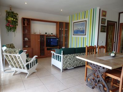 Apartment/ flat - Platja d'Aro CENTER. 4/6 PEOPLE, 2 BATHROOMS, 150M BEACH, PRIVATE PARKING