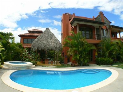 Villa Oceana and Studio, Hill Top Views and breezes