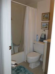 Master Bath with Tub/Shower - handicap accessible
